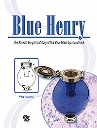 Blue henry book cover